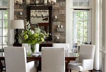 Dinning Rooms / by Kristen Chavers