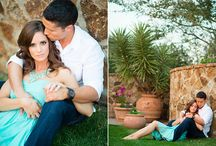Engagement pics / by Catherine Perrault