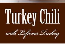 Turkey food