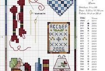 cross stitch sewing