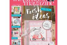 Crafter's Inspiration Magazine Issue 5
