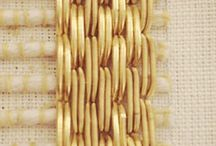 haft złoty
