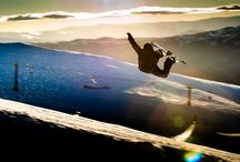 Snowboarding Photography