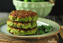 Vegan Patties