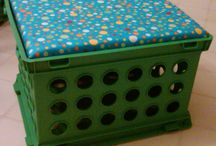 Classroom storage ideas / by Norma Austin