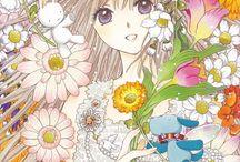 virágos anime