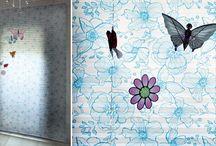 Bandalux cortinas plisadas / Espacio Bandalux mas que moda en cortinas