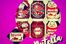 NUTELLA. (my collect') / ©LauryRow. / Ma collection à l'effigie de NUTELLA ici : https://www.facebook.com/pg/Disneycollecbell%20/photos/?tab=album&album_id=1023487441066279 // ©LauryRow.