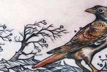 Tattoos and the like / by Melissa Kirkwood