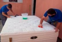 limpar colchao