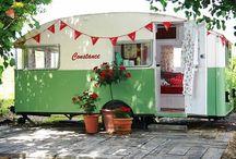 vintage campers...