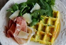 Waffel dolci-salati