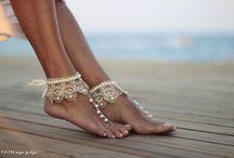 wedding accessorising