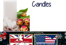Candles Category - #CRAFTfest Christmas 2016 / http://craftfest-events.com/candles.html