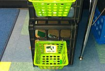Classroom setup / by Stephanie Adkins