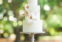 Earth + Sugar Cakes