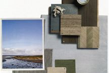 Mood/material boards