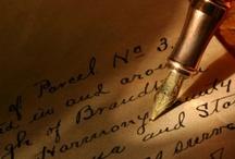Writing / by Tiffany Runyon