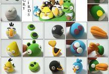 CakeTemplates and Tutorials(fondant/gumpaste) / by Cakes of Dreams Cakes by Cakes of Dreams