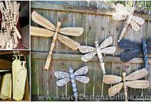 Dřevo nápady