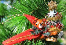 Ornament Rescue League / Our rescued ornaments