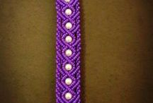 macramè bracelet