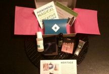 Birchbox unboxing pics / by TicklesandTots