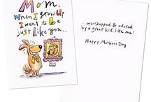 Greeting Cards / Illustrated Greeting Cards