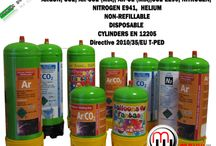 disposable argon ar/co2 argon/o2 welding cylinders / MaxxiLine  Argon - Ar/CO2 - Ar/O2 welding disposable  Bottles. Take advantage of our Special Offers ! Contact us for more information ! - Factory Direct Sale - Guaranteed Low Price - Private label on request