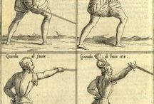 Arts martiaux médiévaux