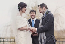 Wedding Ceremonies / Small wedding ceremonies with less than 75 guests. / by IntimateWeddings.com