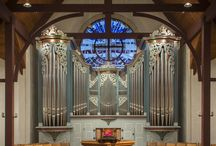Houston Pipe Organs / There are many new and wonderful pipe organs in Houston.  This is the place to explore!
