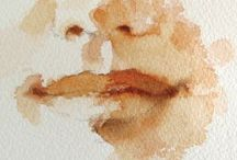 måla ansikte