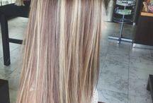 Hair Ideas / by Desirae Harmon