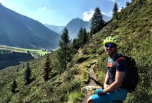 Switzerland Mtn Bike Trips / by Le Grand Adventure Tours