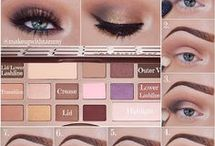 makeup pictorials