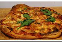 Pizza / Vegetarian Pizza Recipes