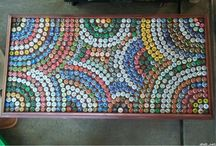 mesa con tapas