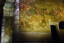 Будда Аджанта пещеры