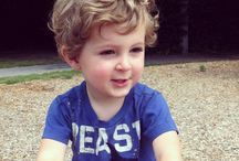 Curly Baby Boy Hairstyles