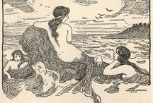 Mermaids / by Laura Drangmeister