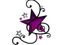 Stern-Tätowierungen