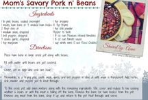 Holiday Recipes Passed Down Through Generations / yummy family recipes! / by Bay Alarm Medical