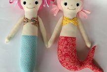 Dolls for poppy