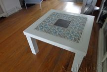 Cement Tiles Furniture / Cement tiles Furniture