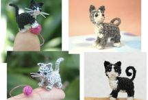 miniature amigurami