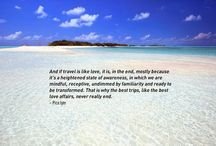 Travel Quotes / Funny and inspirational Travel Quotes and Sayings for your Family, Pinterest, Instagram. Short, safe and love Travel Quotes make you want to see the world. - http://www.goodmorningquote.com/inspirational-travel-quotes-images-world/