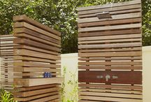 Outdoor shower / by Kobus Geldenhuys