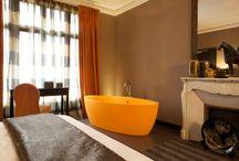 Le Singulier - Paris / Beautifull hotel in Paris / by Frédéric Chacar