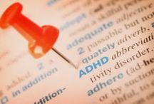 ADD/ADHD / by Michele Hunt